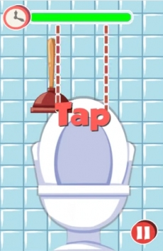 Приключения в туалете
