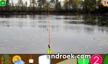 Реальная Рыбалка полная взломанная версия
