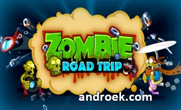 Zombie Road Trip много денег (взлом игры)