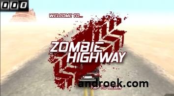 Zombie Highway взломанная на много денег