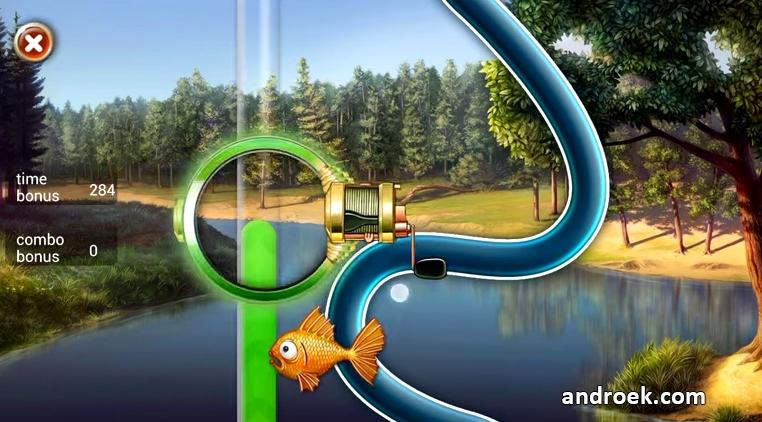 Скачать взлом Рыбное место Большой улов …