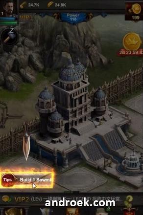 Взломанные игры на андроид clash of kings андроид