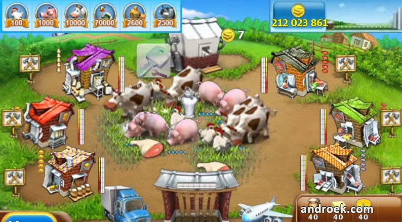 Скачать игры на компьютер ферма симулятор 2014