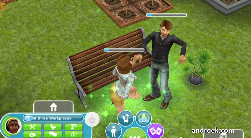 Приложения в Google Play – The Sims™ FreePlay