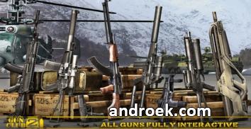 Взломанный Gun Club 2 с оружием