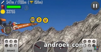 Hill Climb Racing взлом на много денег