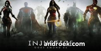 Injustice: Gods Among Us взлом на много денег