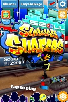 Скачать Игру На Андроид Subway Surf 2 3 6 Все Части