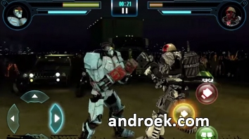 Real Steel World Robot Boxing Взлом (мод много денег)