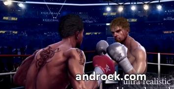 Взломанный Real Boxing чит много денег