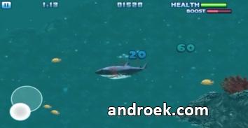Hungry Shark 2 Взломанная на много денег