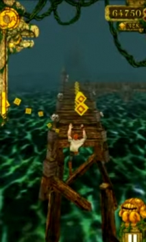 Temple Run бесконечные деньги (взломанная)