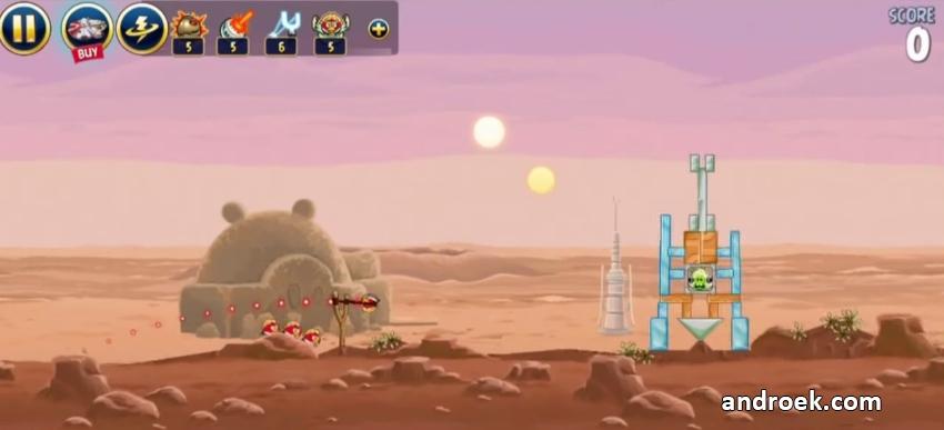 Angry Birds Star Wars Мод (много денег) » Русский Google Play - игры Android без вирусов и регистрации