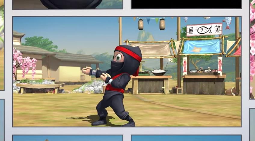 скачать игру ninja clumsy мод без вирусов