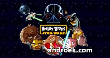 Angry Birds Star Wars взломанная (Мод)