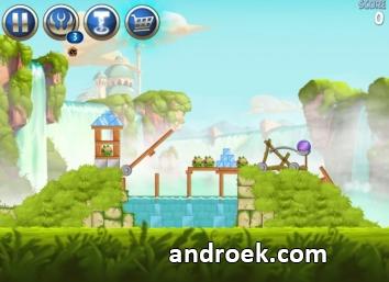 Взломанная Angry Birds Star Wars 2 чит на деньги