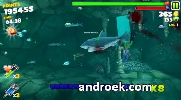 Взлом Hungry Shark Evolution читы и секреты