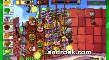 Растения против Зомби полная взломанная версия (Мод)