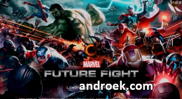 Взломанная MARVEL Future Fight (читы)