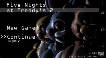 Читы 5 Ночей с Фредди 2 (взломанная полная версия)