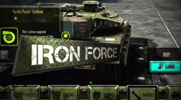 Читы Iron Force (взлом на много денег)