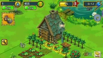 Взлом Волшебная ферма (чит на много денег)