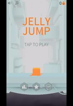 Jelly Jump взлом (Мод много капель)