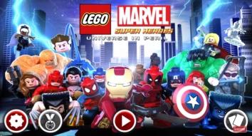 LEGO Marvel Super Heroes читы (взломанная)