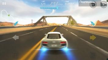 City Racing 3D взломанная (Мод много денег)