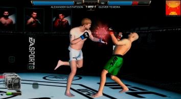 EA SPORTS UFC много денег (взломанная)
