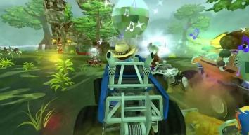 Beach Buggy Racing взломанная вресия (Мод)