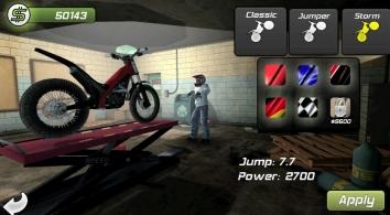 Взломанная Trial Xtreme 3 (Мод много денег)