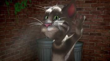 Взломанный Talking Tom Cat 2 Мод много денег