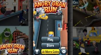 Angry Gran Run взлом (читы)