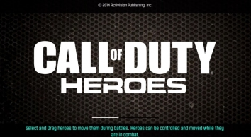 Call of Duty: Heroes взлом