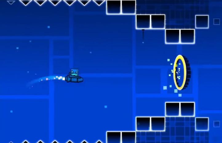 geometry dash полная версия играть онлайн бесплатно