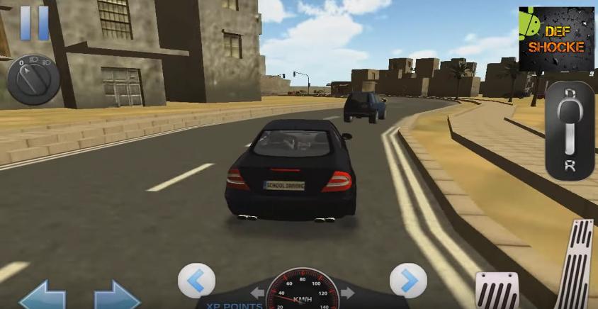 игра driving zone
