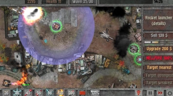 Defense zone 2 полная взломанная версия