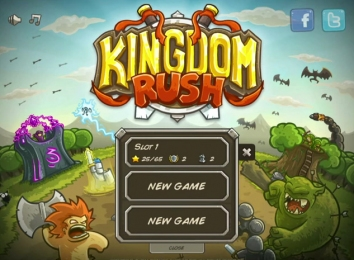 Kingdom Rush читы и взлом