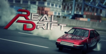 Real Drift Car Racing полная взломанная версия