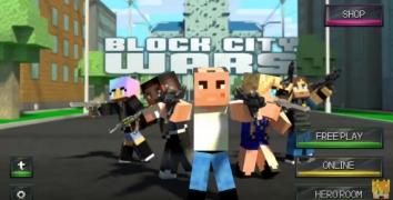 Взломанный Block City Wars на бесконечные деньги