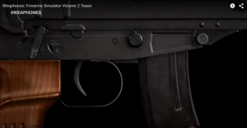 Weaphones: Firearms Sim Vol 2 полная версия (читы)