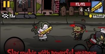 Zombie Age 2 с бесконечными деньгами (взломанная)