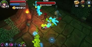 Dungeon Quest взломанный на свободные покупки