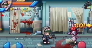 Взломанная  Zombie Diary 2: Evolution (Чит бесконечные деньги)