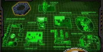 Взломанный Call of Mini: Zombies на много денег