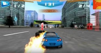 Взломанный Fast Racing (Чит бесконечные деньги)