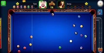 8 Ball Pool (взломанный на много денег)