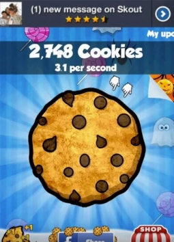 Взлом Cookie Clickers (читы)