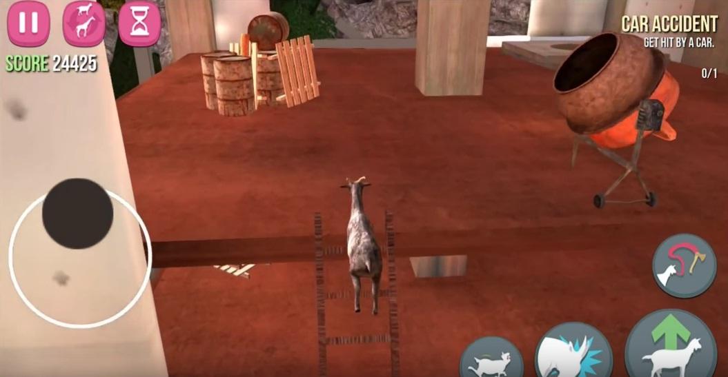 Моды на симулятор козла